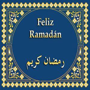 el sagrado mes de Ramadan